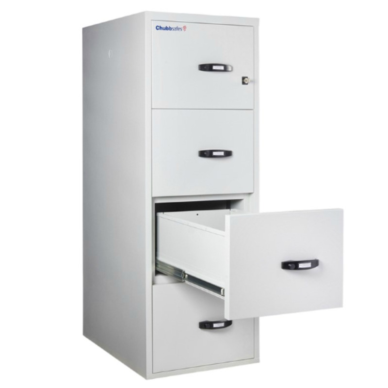 Chubbsafes Fire File 25 4 Drawer