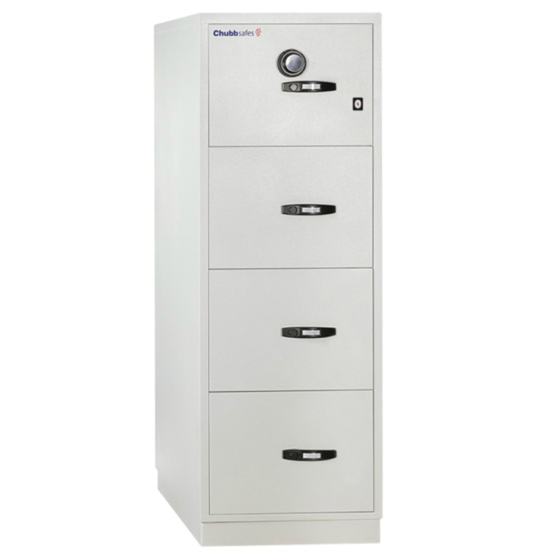 Chubbsafes Fire File 31 4 Drawer